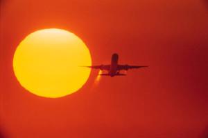Blog Airplane photo