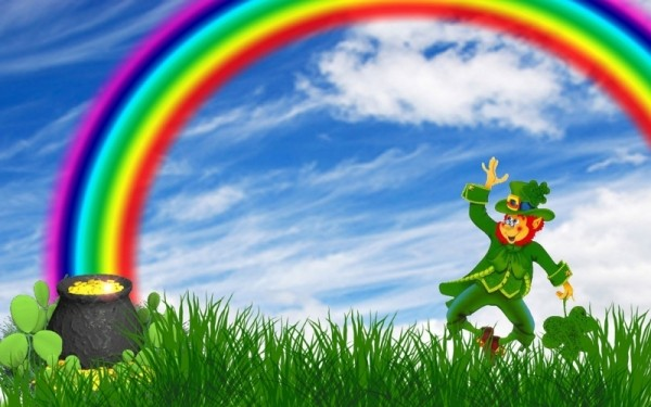 Seeking Your Pot O\' Gold